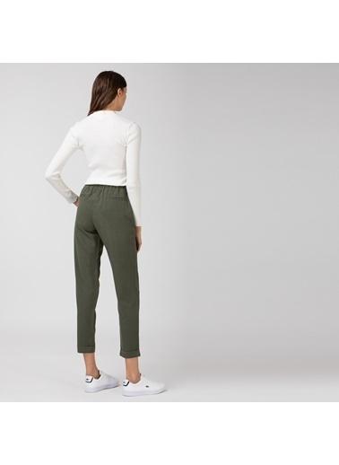 Lacoste Kadın  Pantolon HF2159T.59H Yeşil